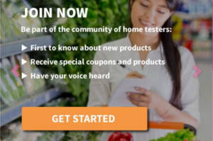 FREE Product Testing with Home Tester Club