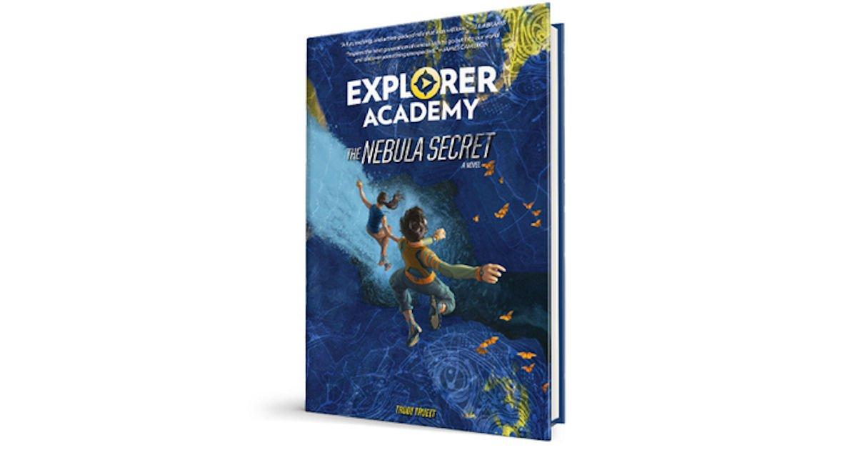 Free Explorer Academy: The Nebula Secret