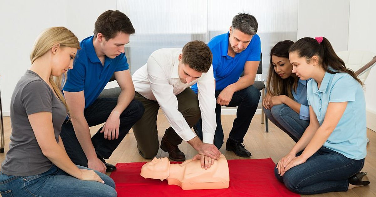 Free Online First Aid, CPR and AED Courses