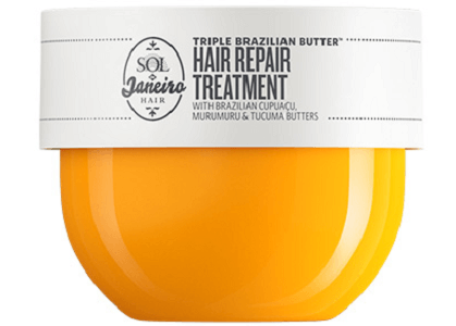 FREE Triple Brazilian Butter Hair Repair Treatment Sample
