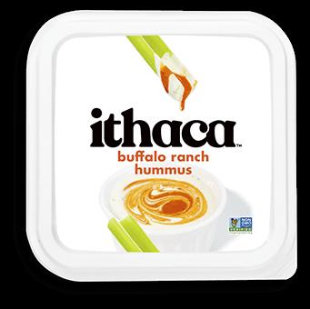 FREE Ithaca Buffalo Ranch Hummus