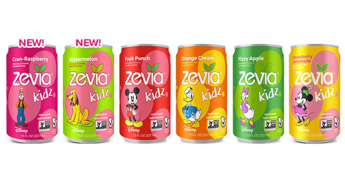 Free Zevia Kids