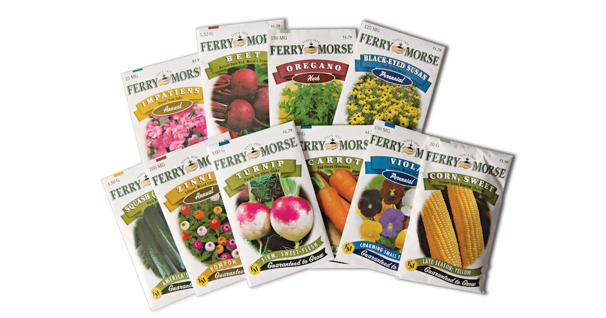 Possible Free Seed Packets