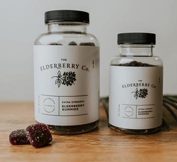 FREE Elderberry Gummies Sample