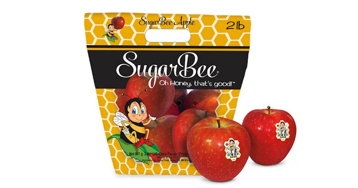 Free SugarBee Appple