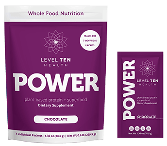 FREE POWER Plant-Based Protein + Superfood