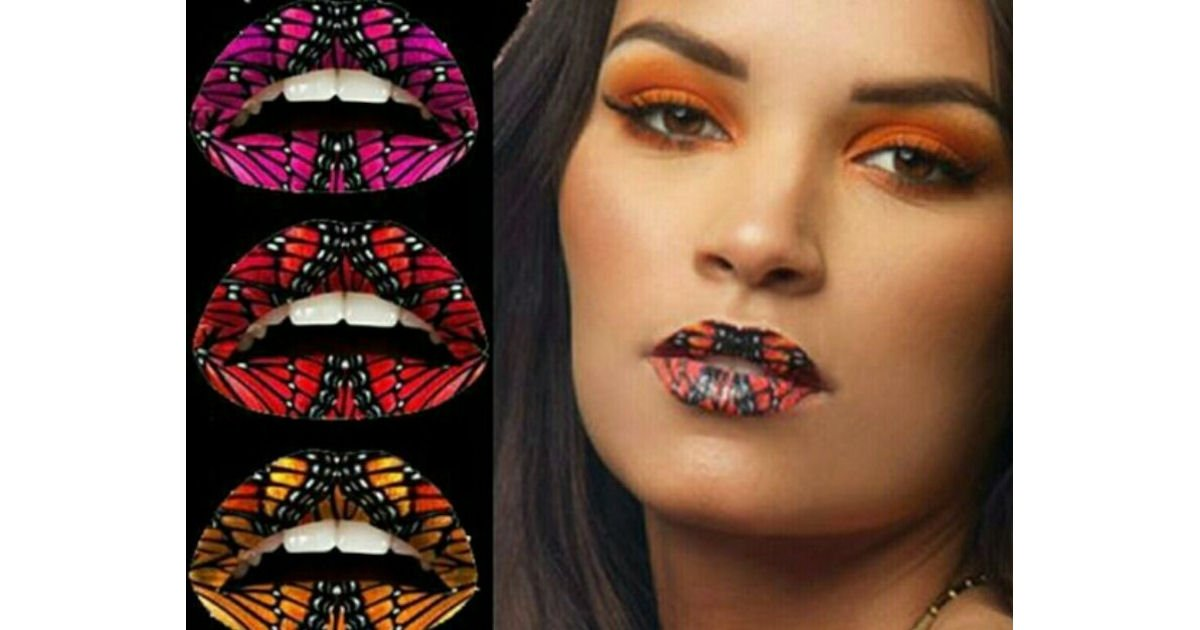 PINCHme - Free Temporary Lip Tattoo Decal