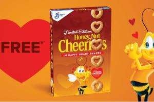FREE Box of Honey Nut Cheerios (After Rebate)