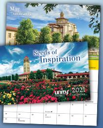 Free 2021 Calendar: Seeds of Inspiration