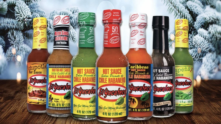 Coupon - Free Bottle of El Yucateco Hot Sauce