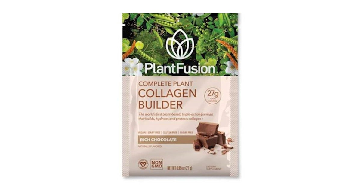 Possible Free PlantFusion Complete Plant Collagen Builder
