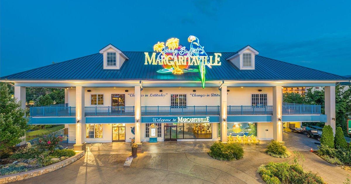 Free Appetizer at Margaritaville and LandShark Bar & Grill