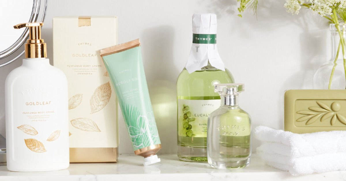 Possible Free Thymes Fragrance Products