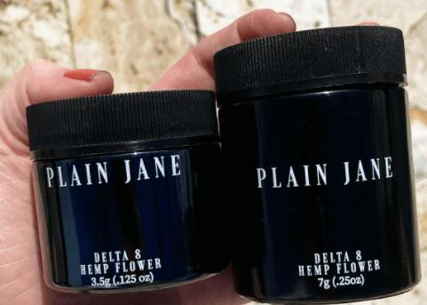 FREE Plain Jane CBD Product Sample