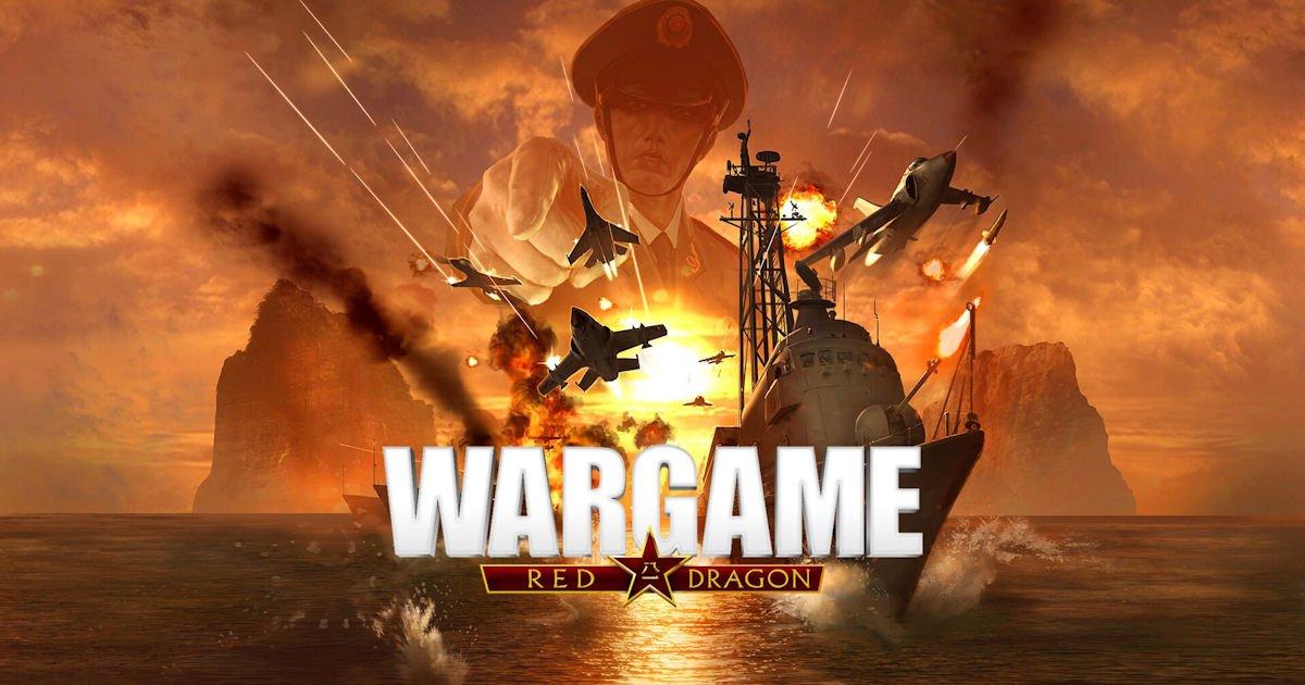 Free Wargame: Red Dragon PC Game