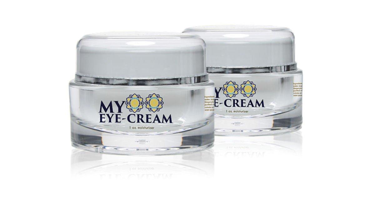 Free Sample of My Eye Cream