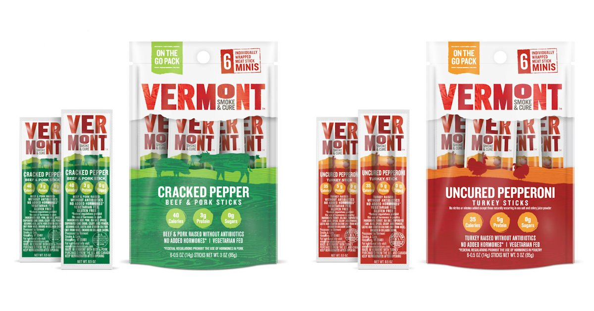 Free Vermont Smoke & Cure Meat Snack for Safeway & Affiliates
