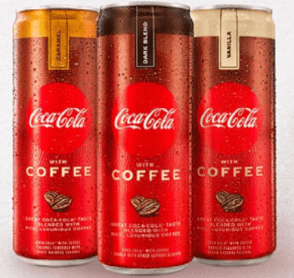 FREE 12 oz Can of Coke with Coffee at Jewel-Osco