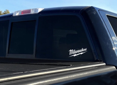 Free MILWAUKEE DIE-CUT DECAL