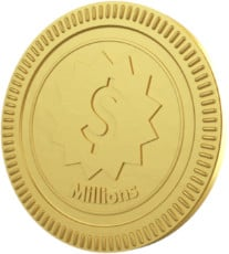 FREE Chocolate Coin