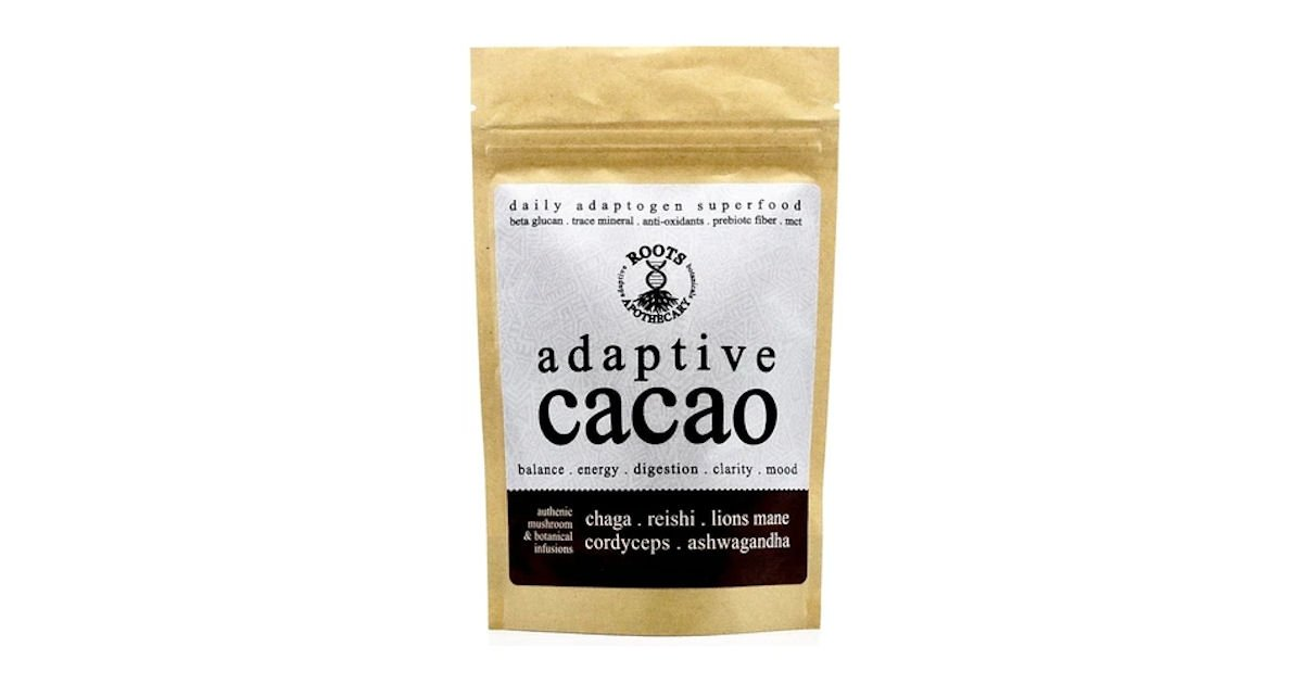 Free Sample of Roots Apothecary Adaptive Cacao