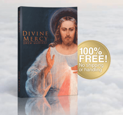 FREE book by Divine Mercy expert, Drew Mariani