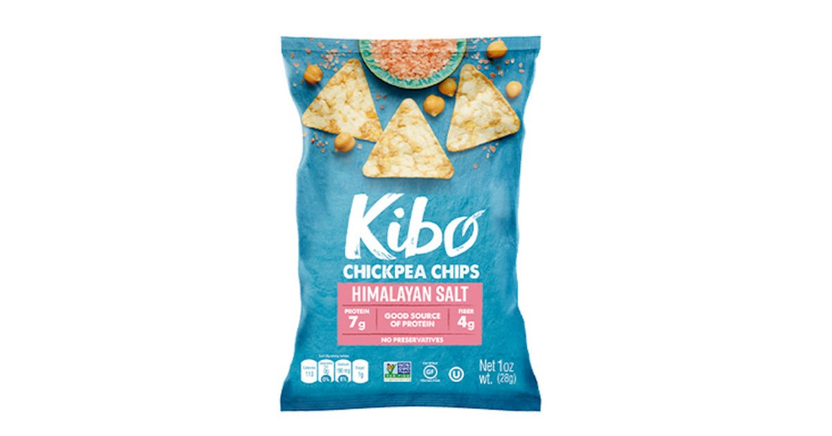 Free Kibo Chickpea Chips