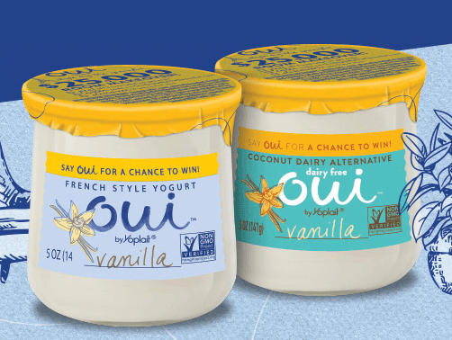 "Oui by Yoplait ""Style by the Spoonful"" Instant Win Game (351 Winners!)"