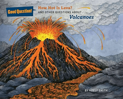 FREE How Hot Is Lava Book (First 100)
