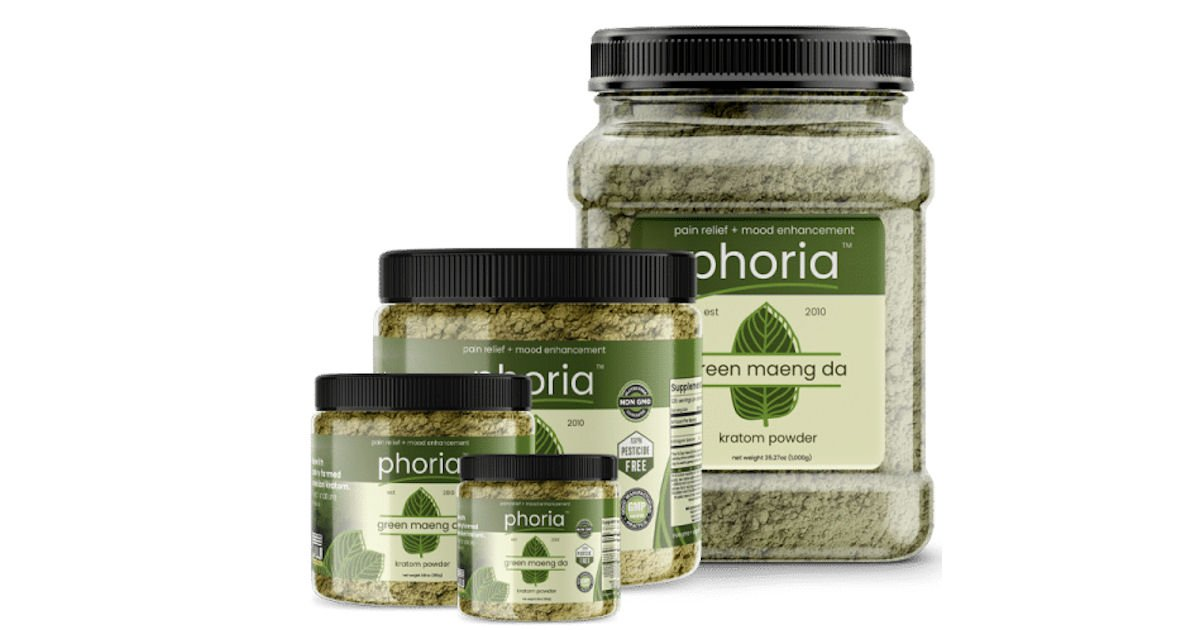 Free Phoria Kratom Samples