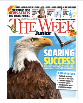 Free Magazine Subscription - The Week Junior