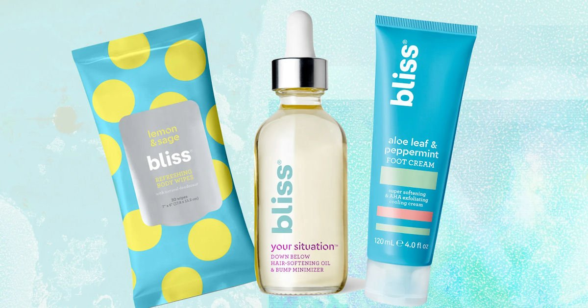 Possible Free Bliss Skincare Products