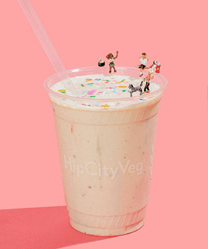 FREE Birthday Cake Shake at HipCityVeg