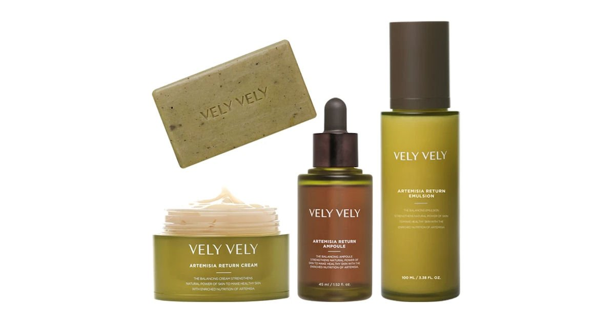 Free Vey Vely Makeup & Skincare Products