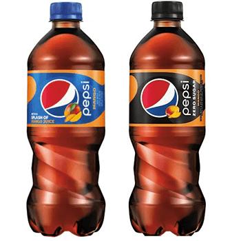 FREE 20 oz Pepsi Mango at Winn-Dixie