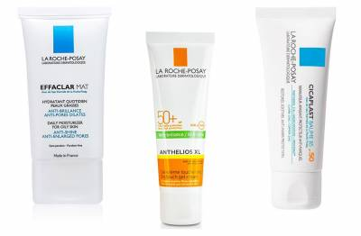 free samples of La Roche-Posay products