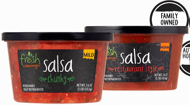 FREE Fresh Cravings Salsa