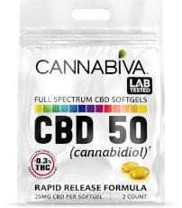 FREE Organica Naturals Full Spectrum CBD Capsule Samples at 10AM