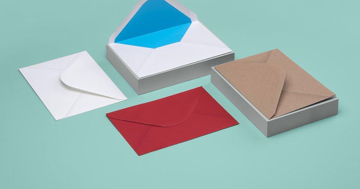 Free Eco-Friendly Envelopes Sample Pack