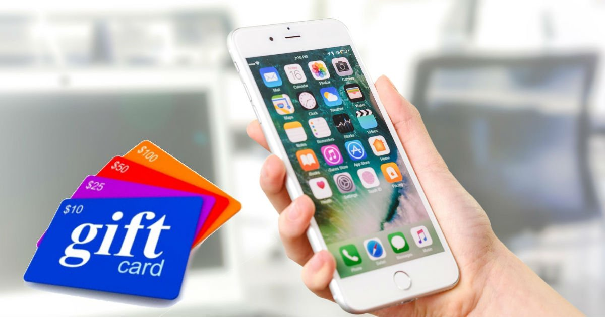 Earn a Gift Card in 1 Week with This App (iPhone AND Android)