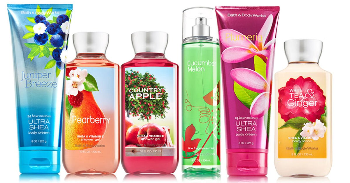 My Bath & Body Works - Free Products, Coupons & More