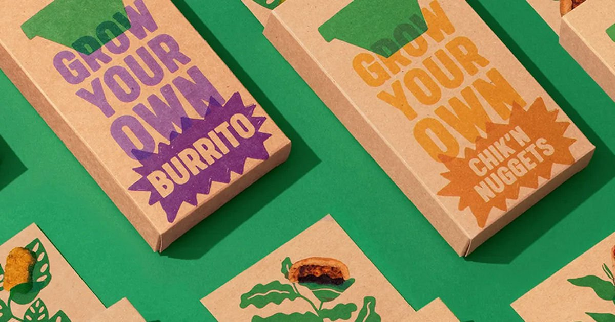Free Alpha Foods Seed Pack