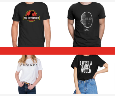 Free Raad T-Shirts