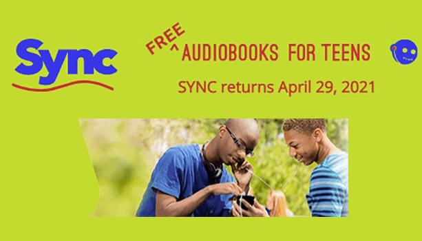 20 FREE Audiobooks for Teens Through the SYNC Summer Reading Program