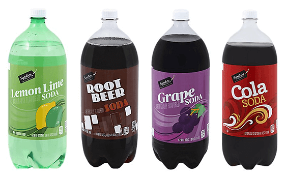 FREE 2-liter Bottle of Signature SELECT Soda at Albertsons and Affiliate Stores