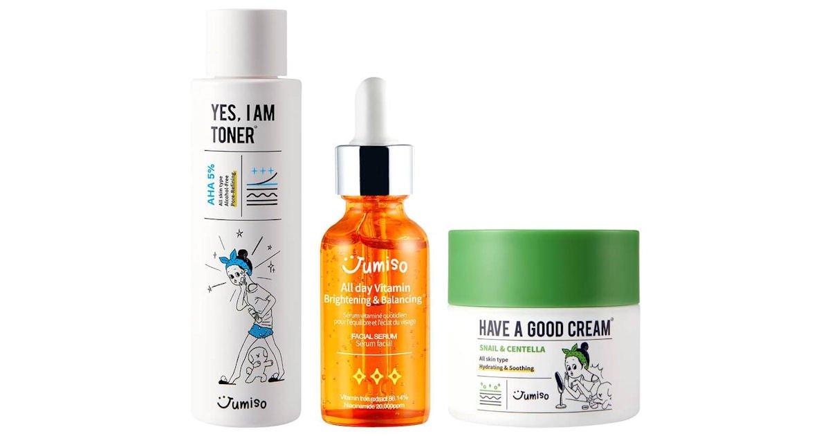 Free Full-Size Jumiso Skincare Product
