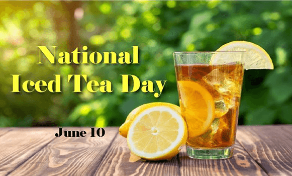 National Iced Tea Day 2021 Freebies (Today)