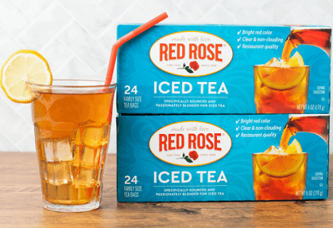 Red Rose Tea Box A Day Giveaway