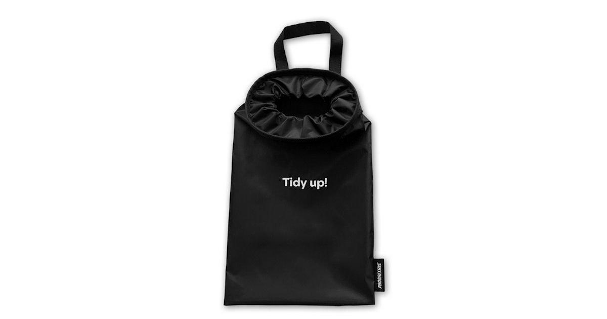 Free Progressive Tidy Up Car Trash Bag