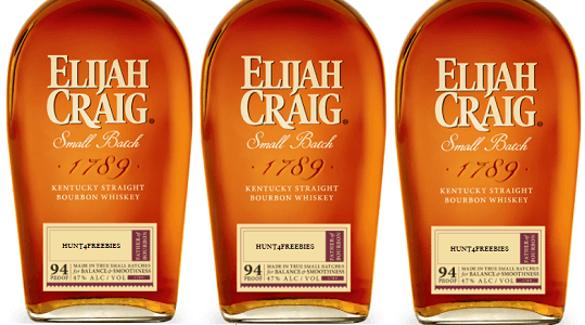 FREE Custom Elijah Craig Labels